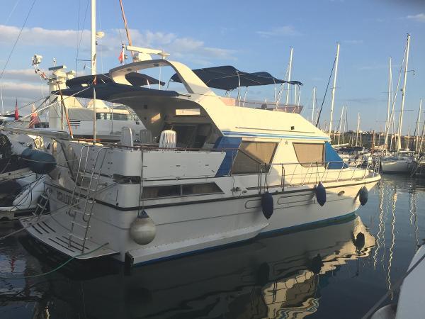 Tarquin Motor Yachts 535