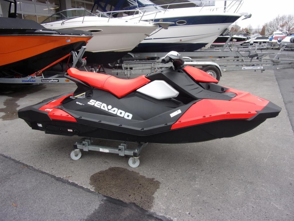 Sea-Doo Spark 3 UP sofort lieferbar