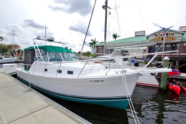 Mainship 30 Pilot Soft Top