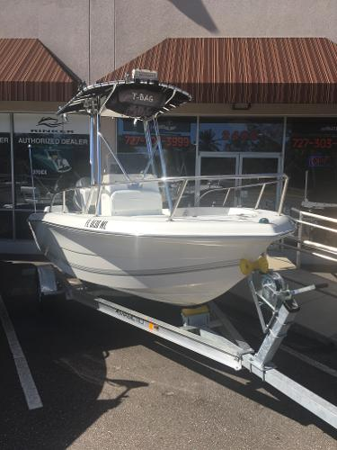 Sea Pro 190 Center Console