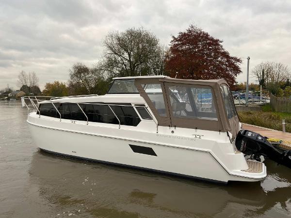 Banks Martin Beaulieu 30 Outboard