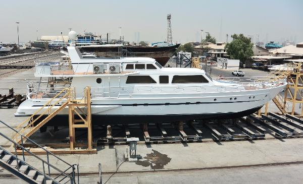 Baglietto 82 Motor Yacht