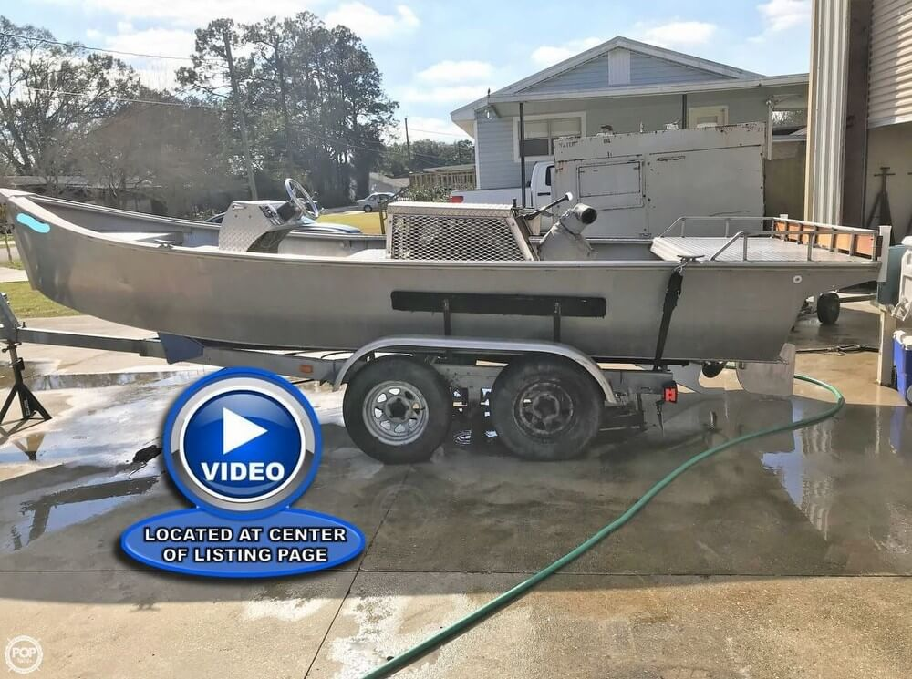 Custom-Craft 19 Bay / Mud Boat 2006 Custom 19 Bay / Mud Boat for sale in Houma, LA