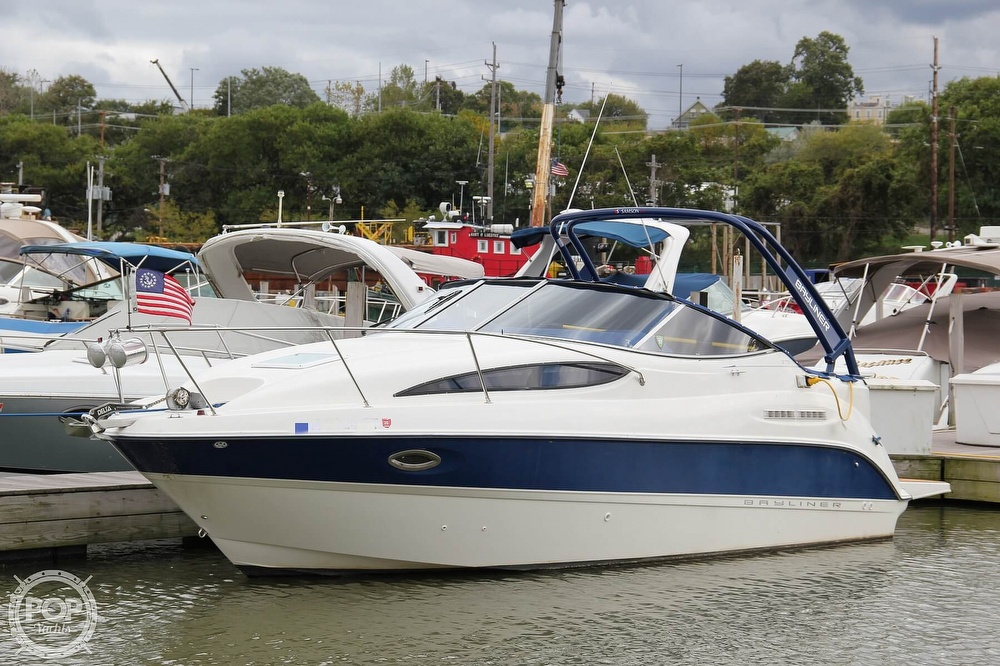 Bayliner ciera 275 2005 Bayliner Ciera 275 for sale in Painesville, OH