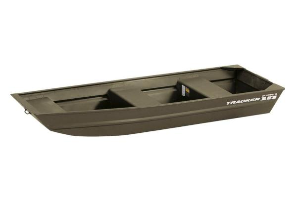 Tracker Topper 1032 Riveted Jon Boat Manufacturer Provided Image