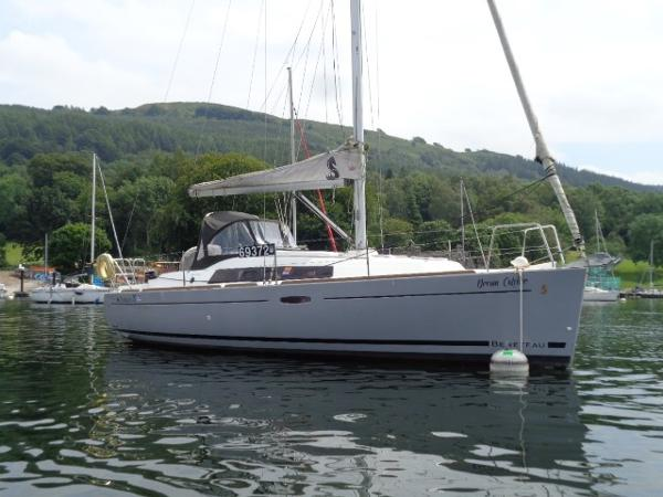 Beneteau Oceanis 31 Beneteau Oceanis 31 - Dream Catcher 2