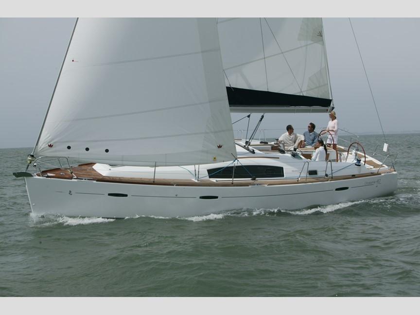 Beneteau Oceanis 40 Beneteau Oceanis 40 - Sailing