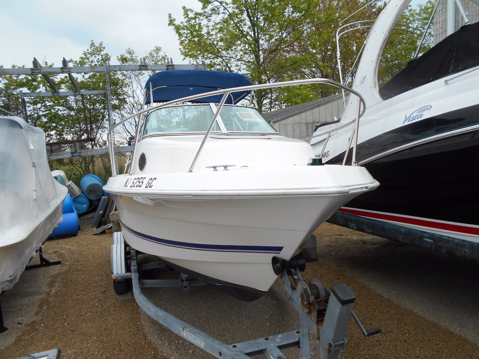 Wellcraft 210 Coastal