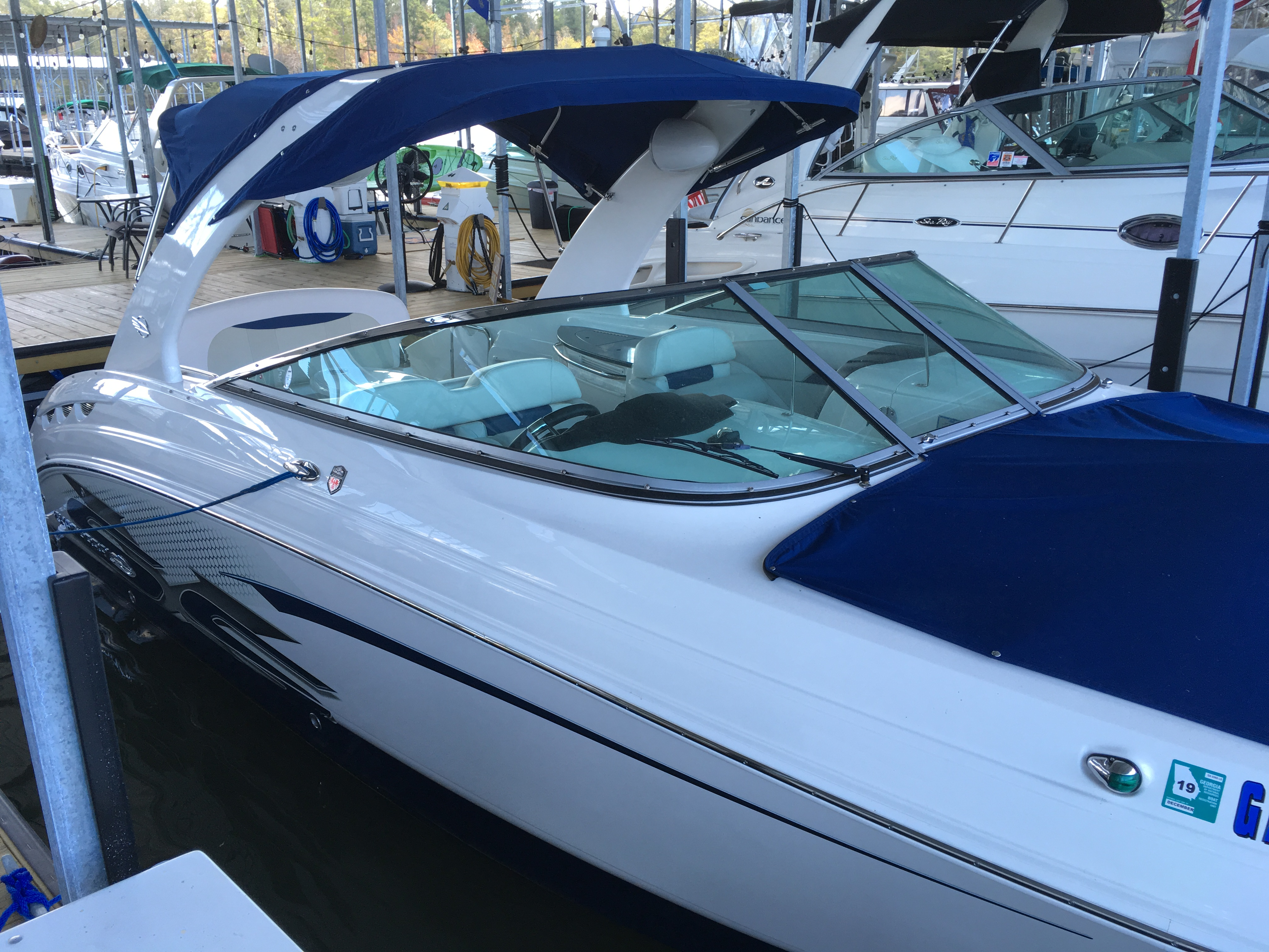 Chaparral SSX 287 Bowrider
