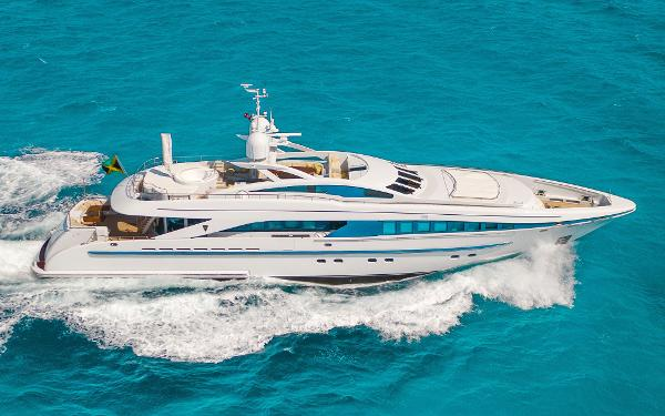 Heesen Motor Yacht