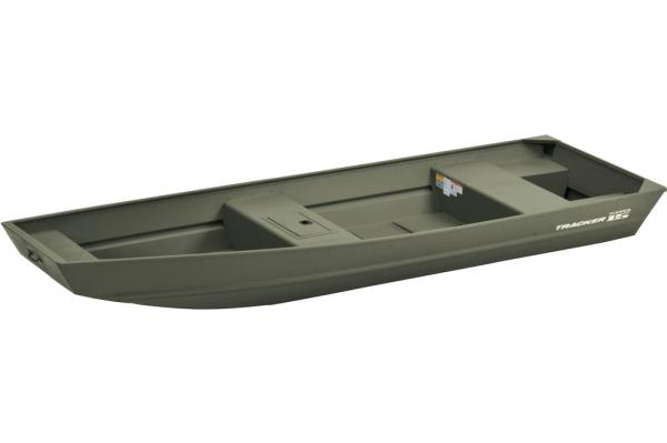 Tracker Topper 1542 LW Riveted Jon Boat