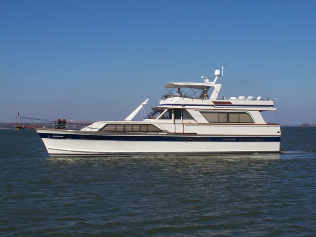 Chris-Craft 66 CONSTELLATION