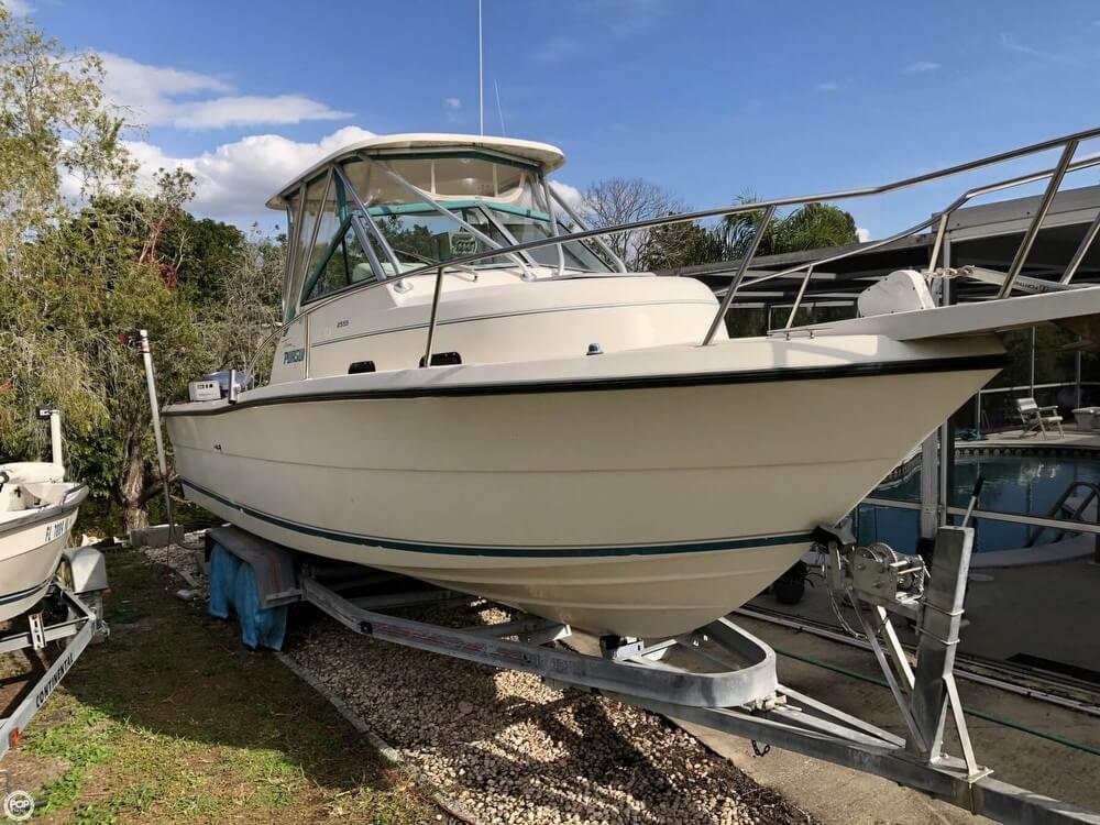 Pursuit 2555 WA 1994 Pursuit 24 for sale in North Port, FL