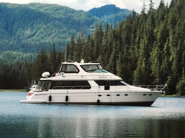 CARVER YACHTS 570 Pilothouse