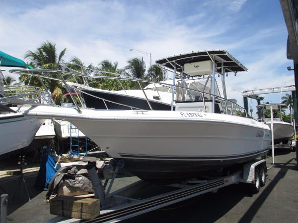 Sea Ray Laguna 24 CC