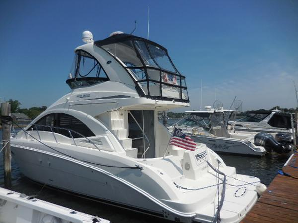 Sea Ray 36 DB