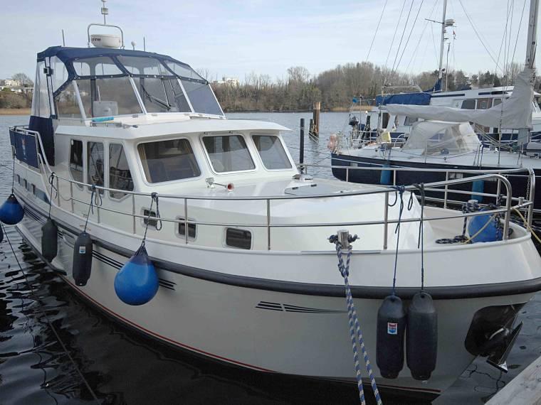 pedro boat Levanto 32