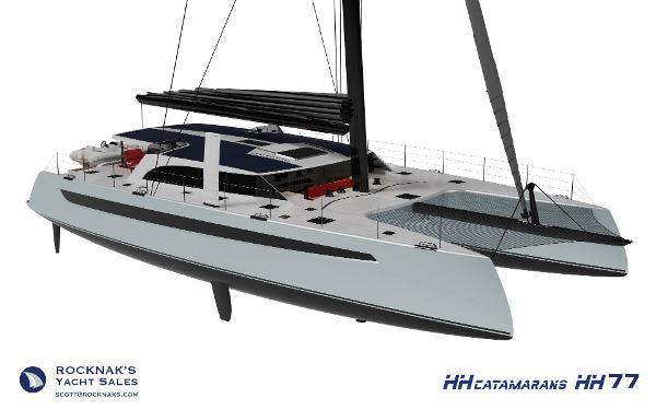 HH Catamarans HH77