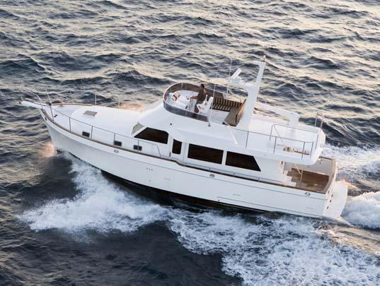 Ocean Alexander 48E Classicco Manufacturer Provided Image