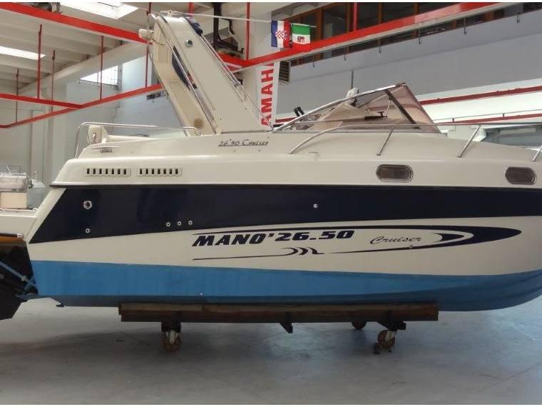 Mano Marine Mano Marine Mano 26.50 Cruiser