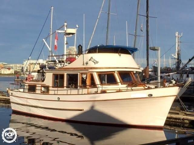 DeFever 40 Passagemaker 1976 Defever 40 Passagemaker for sale in Port Angeles, WA