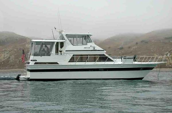 Kha Shing Aft Cabin Motor Yacht