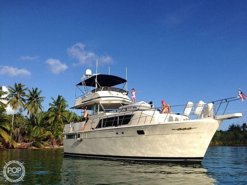 Chris-Craft Constellation 410 1987 Chris-Craft Constellation 41 for sale in Humacao, PR