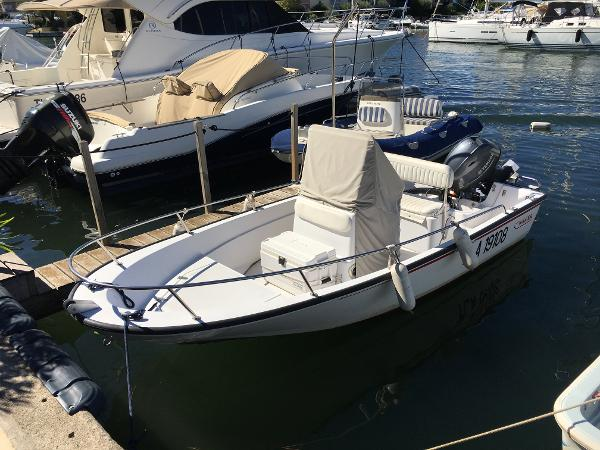Boston Whaler 15 Dauntless Boston Whaler Dauntless 15