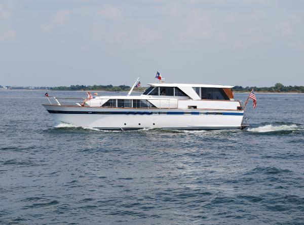 Chris Craft 57 Constellation