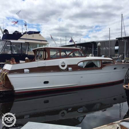 Chris-Craft 42 CC Commander 1955 Chris-Craft 42 CC Commander for sale in Kenmore, WA