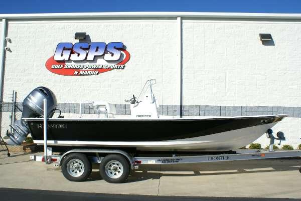 Frontier Boats 2104 MERIDIAN