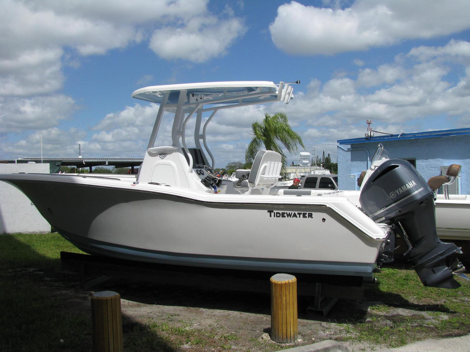 Center console tidewater boats boats for sale 8 for Tidewater 230 for sale