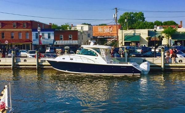 Pursuit 345 Offshore
