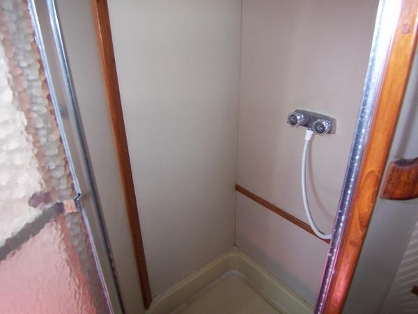 Aft Cabin Shower