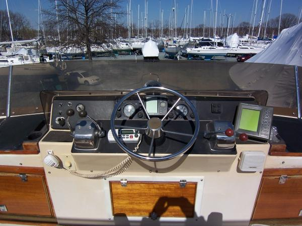 Bridge Helm Console