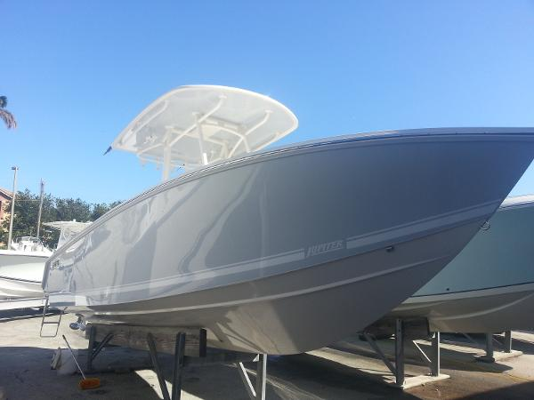Jupiter 26 FS Hull