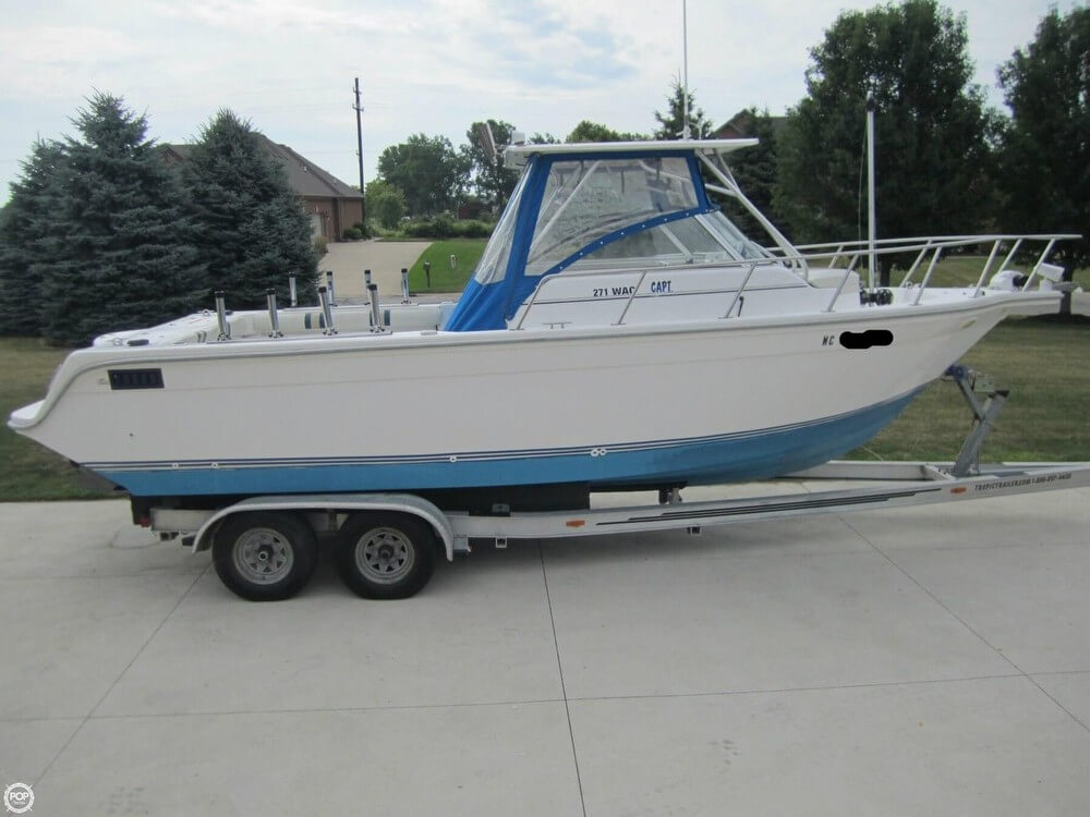 Baha Cruisers 271 Wac 1999 Baha Cruisers 27 for sale in Monroe, MI