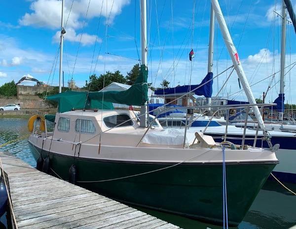 Cox Swin Ranger 22 Swin Ranger 22 - Starboard Side