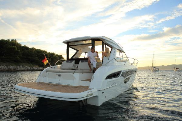 Bavaria Yachts 450 Sport Coupe