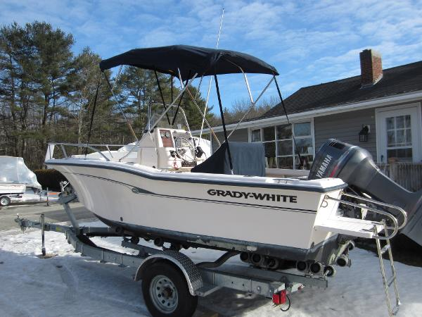 Grady-White 180 Sportsman
