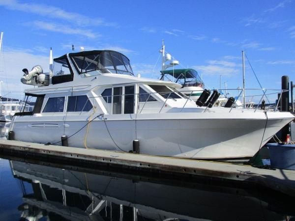 Navigator 4800 Classic Pilothouse Motoryacht