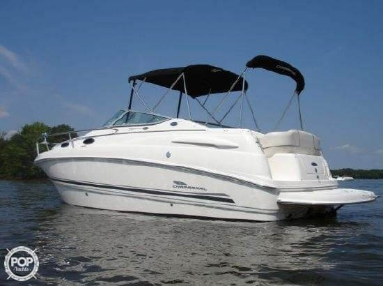 Chaparral 240 Signature 2004 Chaparral 27 for sale in Charleston, WV
