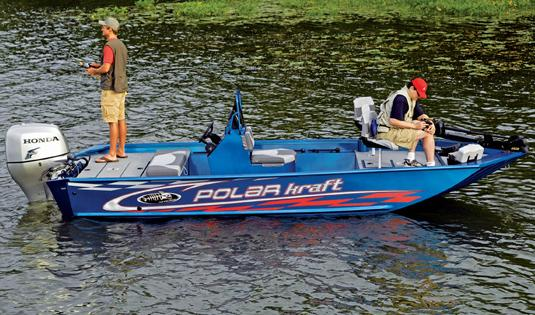 Polar Kraft Sportsman 2072 XCC-20 Manufacturer Provided Image