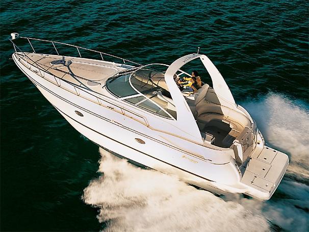 Cruisers Yachts 3672 Express Sistership_362 Express