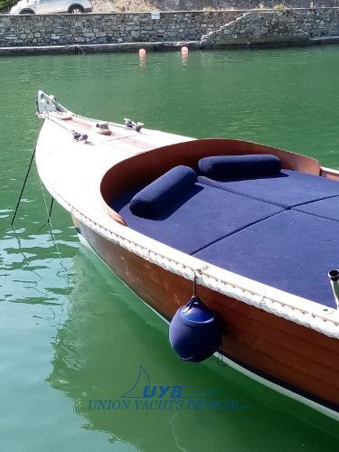 Custom Mussini Giorgio Portofino Utility 748 001