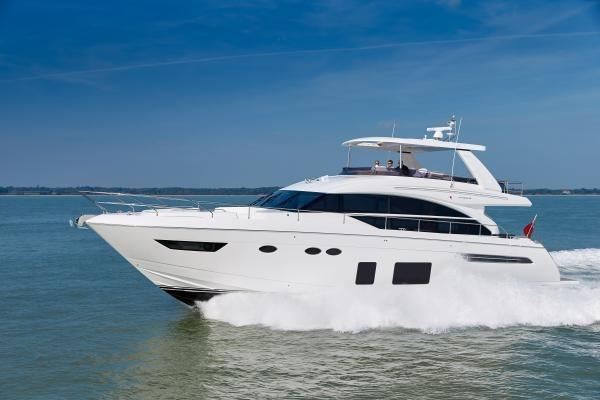 Princess 68 Motor Yacht