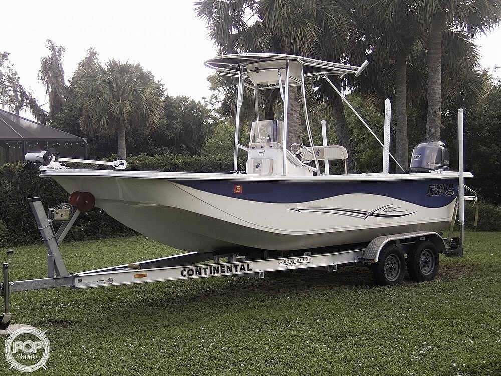 Carolina Skiff 218 DLV 2016 Carolina Skiff 218 DLV for sale in Port Charlotte, FL
