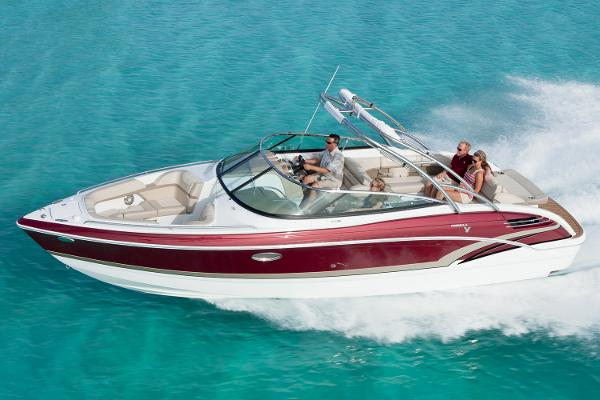 Formula 290 FX Bowrider Manufacturer Provided Image