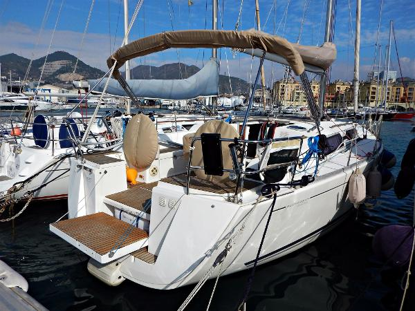 Dufour Yachts 375 Grand Large murata destra
