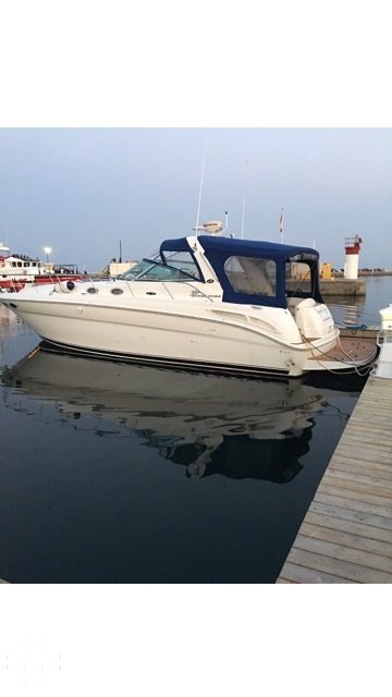 Sea Ray 380 Sundancer 2003 Sea Ray 380 Sundancer for sale in Sodus Point, NY